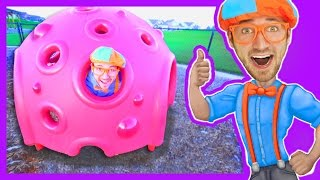 Download Educational Videos for Preschoolers with Blippi | Outdoor Park Video