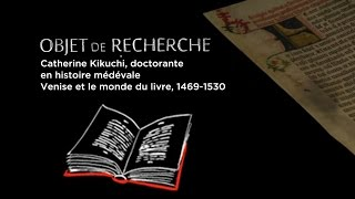 Download Catherine Kikuchi - Venise et le monde du livre, 1469-1530 Video