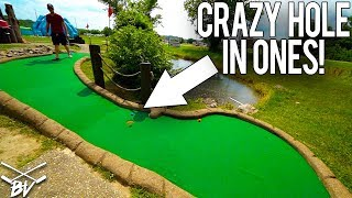 Download SOME OF OUR CRAZIEST MINI GOLF SHOTS EVER! Video