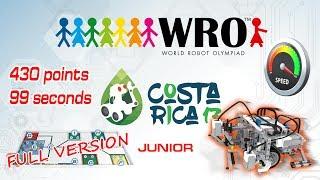 Download WRO 2017 Junior 99 second update FULL version. Instructions, programs, curriculums. Roboriseit Video