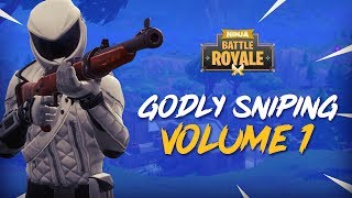 Download Godly Sniping - Volume 1 - Fortnite Battle Royale Highlights - Ninja Video