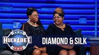 Download Diamond & Silk Have A FIRM Message for Facebook CEO Mark Zuckerberg   Huckabee Video