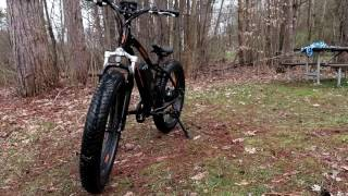 Download Rad Rover Power Bike / E Bike Testing / Fat Tire Bike / Vlog 18 CahillBillies Video