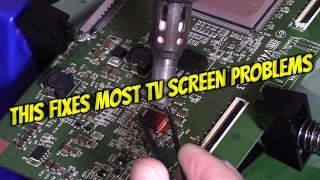 Download LED LCD TV REPAIR GUIDE TO FIX MOST SAMSUNG VIDEO PICTURE SCREEN PROBLEMS Video