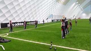 Download AFC Ajax Academy U8 S&C Training Video