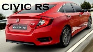 Download Test - Honda Civic Sedan RS Video