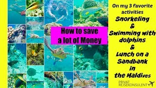 Download How to save money on activities in the Maldives Video