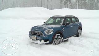 Download Mini Countryman S 4WD: big Mini, great in snow   Ars Technica Video