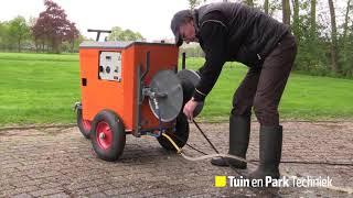 Download Test: drie heetwater-onkruidbestrijders Video