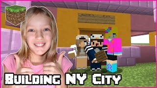 Download Building NY City / Minecraft Video