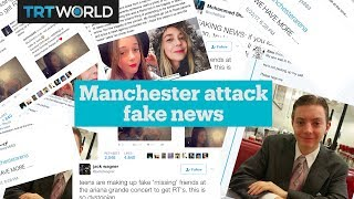 Download Fake news about the Manchester attack that you shouldn't believe Video
