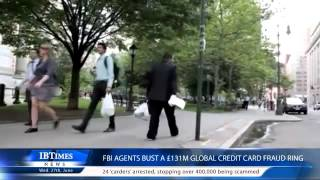 Download FBI agents bust a £131m global credit card fraud ring Video