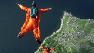 Download We play in Norway - Our BASE jumping holiday Video