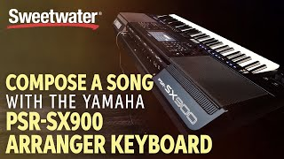 Download Composing a Song with the Yamaha PSR-SX900 Arranger Keyboard Video