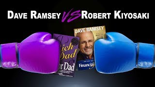 Download Dave Ramsey vs Robert Kiyosaki! The EPIC battle of Financial Heavyweights Video