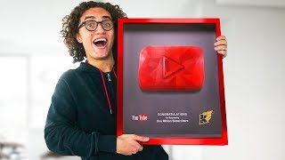 Download 3D Printing A YouTube Play Button! - How To DIY Video