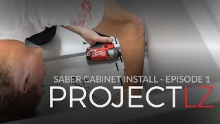 Download The LZ Garage Project: Saber Cabinets E1 Video
