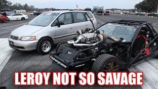Download The Minivan Beat Leroy! Video