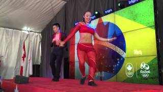 Download Canada House RIO 2016 Olympic Show - Raymond & Jenalyn Video