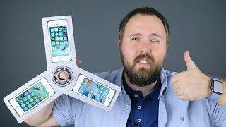 Download Спиннер из Айфонов / iPhone Fidget Spinner Video