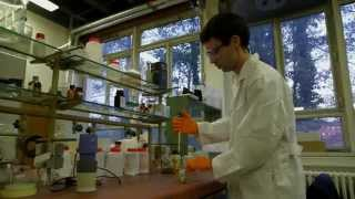 Download Self-healing concrete by means of bacteria embedded in super absorbent polymers Video