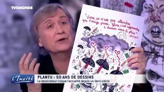 Download PLANTU : ″Mes 50 ans de dessins de presse″ Video