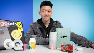 Download 10 Things Rich Brian Can't Live Without | GQ Video