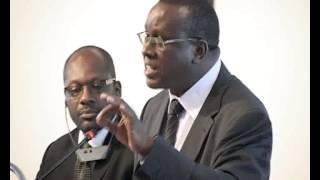 Download Intervention du Senateur Dr Jean Damascene BIZIMANA Part1 Video