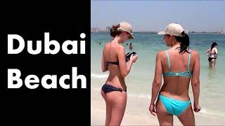 Download Dubai open Beach Video