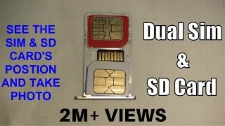 Download How To Insert Dual SIM With Micro SD Card In Hybrid Slot Video