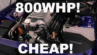 Download HOW MUCH DOES IT COST TO MAKE A 800WHP DODGE HELLCAT? Video
