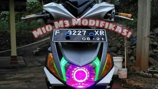 Download Foto-Foto Modifikasi    Mio M3 Video