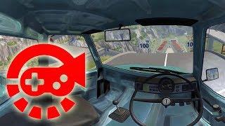 Download 360° Video - Car Jump Arena, BeamNG.drive Video