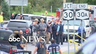 Download Limousine crash leaves 20 dead Video
