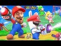 Download SUPER HERO MARIO vs. PLAYGROUND RABBIDS Skit! FGTEEV plays Mario + Rabbids Kingdom Battle (Switch) Video