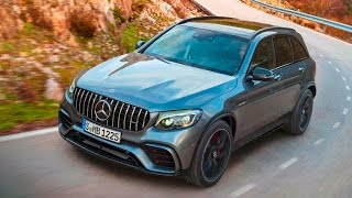 Download Mercedes-AMG GLC 63 S 4MATIC+ Video