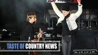 Download Keith Urban Sings, Nicole Kidman Dances During Legend Tribute Video