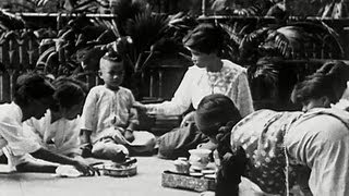 Download Thailand, Siamese high society in 1919 Video