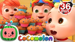 Download The Muffin Man | +More Nursery Rhymes & Kids Songs - CoCoMelon Video