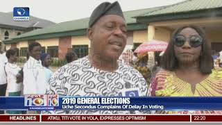 Download Secondus, Oshiomhole Differs On Conduct Of Polls Video