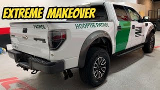 Download Restoring My BORDER PATROL Ford Raptor to its FORMER GLORY Video