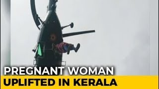Download On Video, Navy Rescue Of Pregnant Kerala Woman Whose Water Broke Video