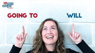 Download Best English Grammar Lesson - Use Going to & Will for the FUTURE Video