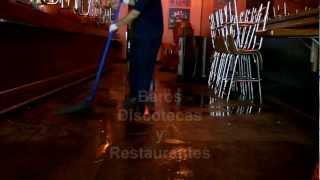 Download servicio de limpieza de bares ,discotecas y restaurantes paso a paso Video