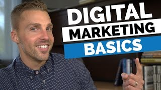 Download Digital Marketing Basics – Basic marketing techniques to grow your business | Modern Marketing Ep 7 Video