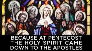 Download Pentecost in 2 Minutes Video