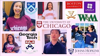 Download where is everyone going to college?? | college decision day 2018 Video