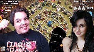 Download TAKİPÇİLERİMLE KLAN SAVAŞI (Yok Böyle 3 Yıldız) Clash of Clans Video