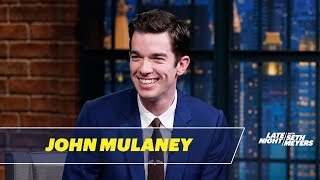 Download John Mulaney Didn't Appreciate Being Upstaged by a Proposal at the Emmys Video