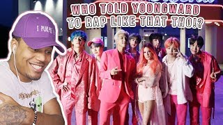 Download Reacting To BTS- Boy With Luv feat. Halsey Official MV Video